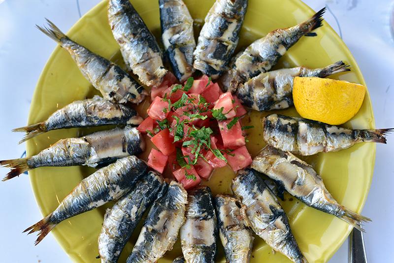 Gastronomy of Milos